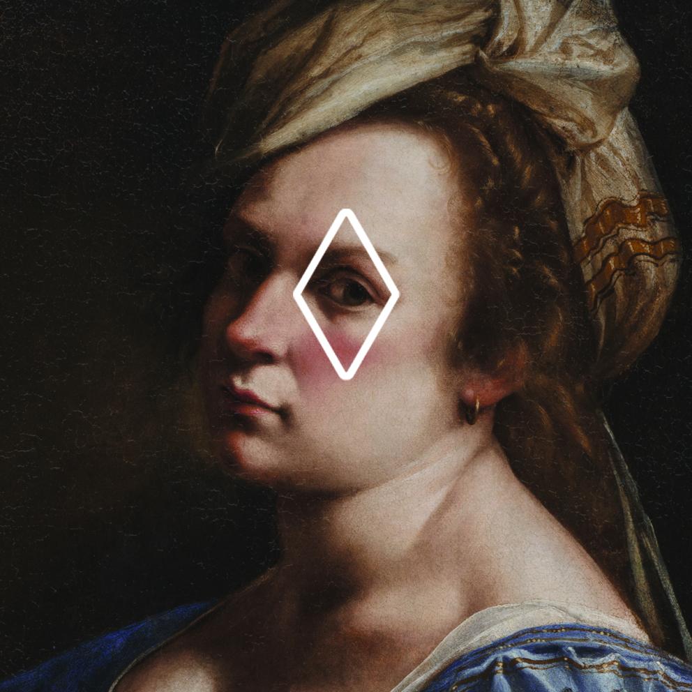 Sheroes Tote Bag + Artemisia Gentileschi hidden herstory