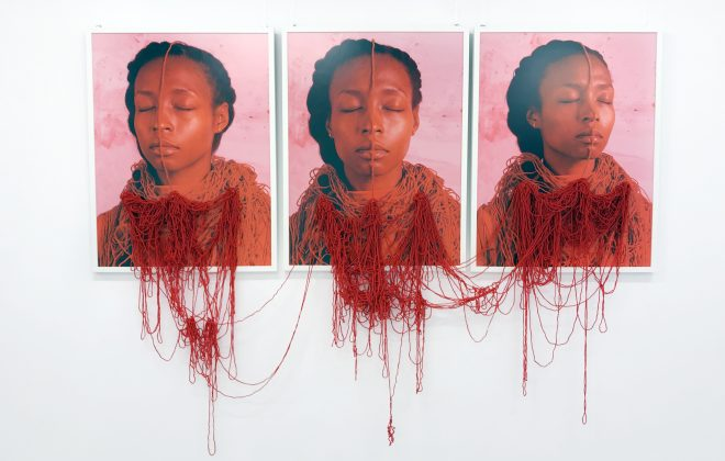 'Sobreviver' by Nina Fraco