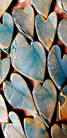 3.Hearts Mosaic