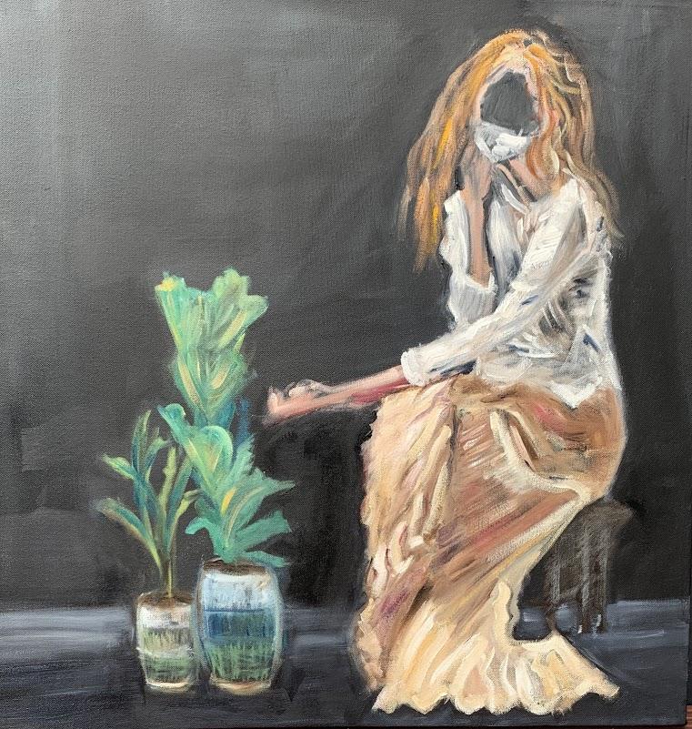 Elise Mendelle - In the Dark, 2020