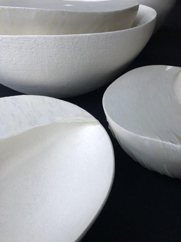 Sarah Strachan - Liminal vessels, 2020